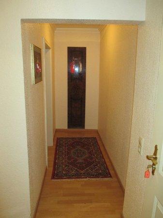 Hotel Stadt Bremen: corridoio