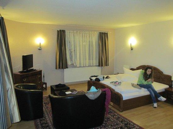 Hotel Stadt Bremen Garni: camera sala