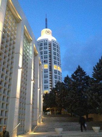 Sheraton Hotel & Convention Center Ankara :                   Sheraton Ankara