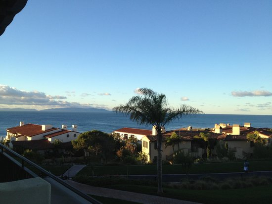 Terranea Resort: view from room