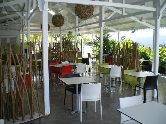 Bwa Chik Hotel & Golf: Salle à manger