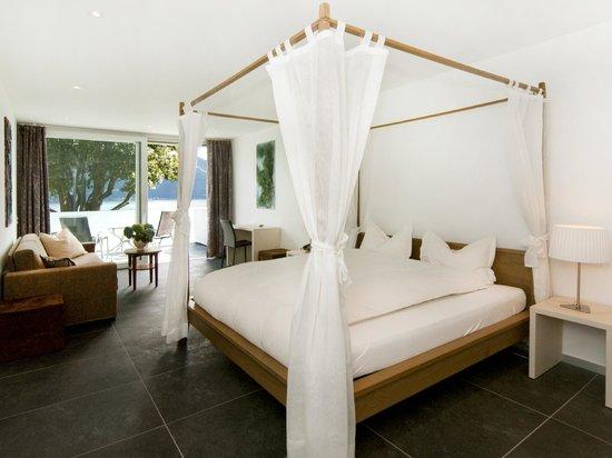 Hotel Collinetta : Juniorsuite mit Himmelbett
