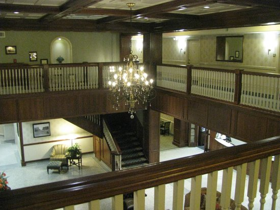 Liberty Hotel, an Ascend Collection hotel:                   Second Floor Lobby