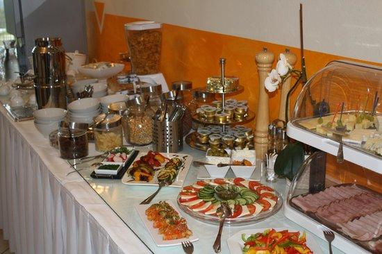 Gastehaus Falle-Greilacher: Frühstücksbuffet