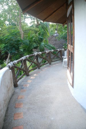 كوه تاو كابانا ريزورت: Koh Tao Cabana