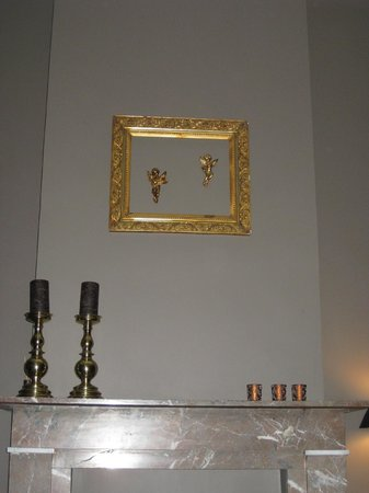 Charming Brugge:                   deel van de chocolat suite