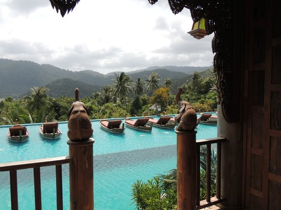 Santhiya Koh Phangan Resort Spa Supreme Deluxe Pool Access Terrace