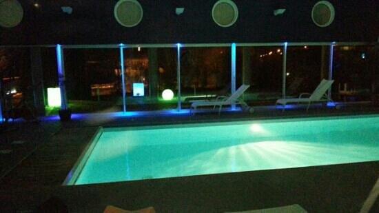 Logis Relais de Vincey :                   The pool