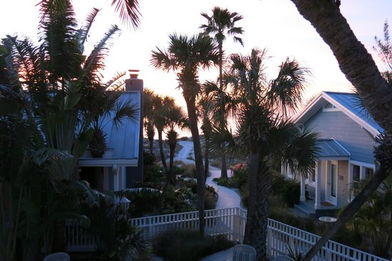 Gulfside Resorts:                   From the deck of 306C. Beautiful view!