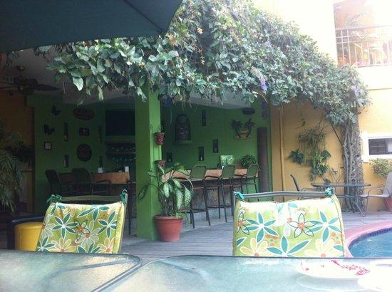 Boutique Hotel La Cordillera:                                     Minibar