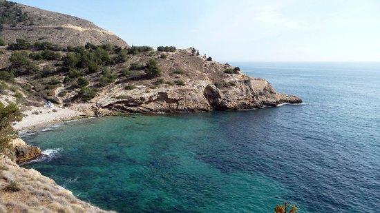 Hotel Mediterraneo Benidorm :                   vue rando
