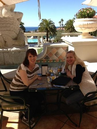 Monarch Beach Resort:                   brunch at Motif                 