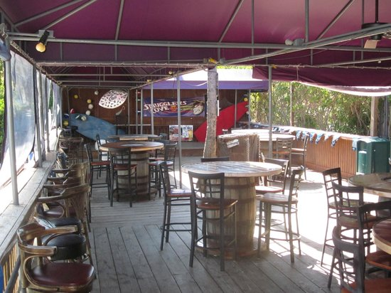 Smugglers Cove Resort and Marina:                                     Smuggler's Cove Restaurant interior