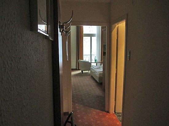 Das Opernring Hotel: Zimmer 304
