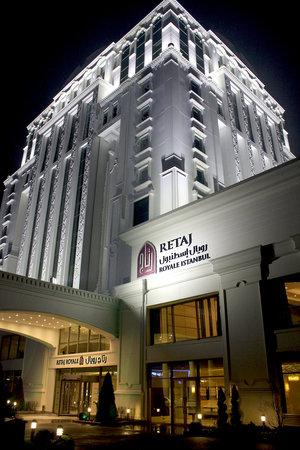 Retaj Royale Istanbul: Retaj Royal istanbul exterior site