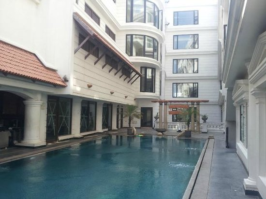 Swimming Pool Picture Of Anandha Inn Convention Centre Suites Pondicherry Tripadvisor