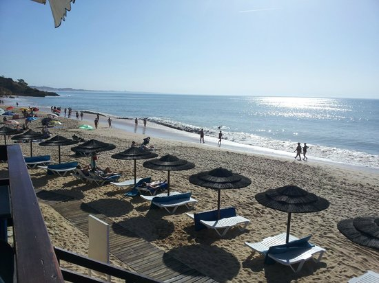 Holiday Village Algarve Balaia:                   lovely beach