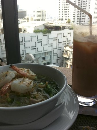 Aloft Bangkok - Sukhumvit 11:                   Lunch