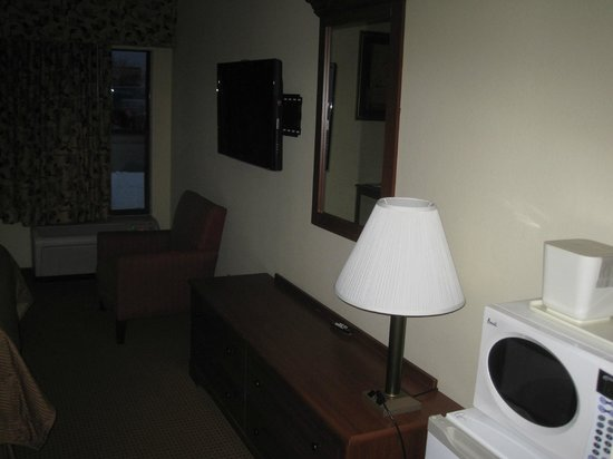 كومفورت إن ميتشيجان سيتي: Room 102