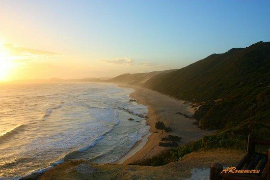 Brenton on Sea:                   Sunset