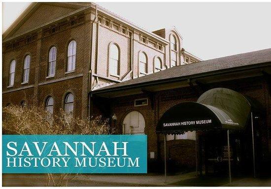 Savannah History Museum at Tricentennial Park