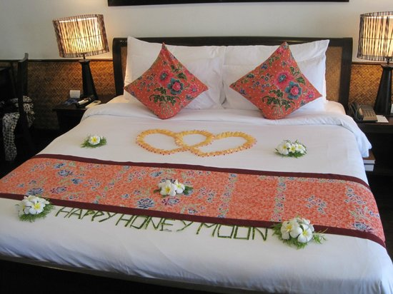 Phi Phi Island Village Beach Resort: Welcome message