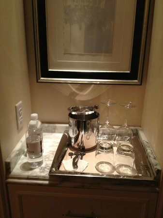 The St. Regis Atlanta:                   Refresh!