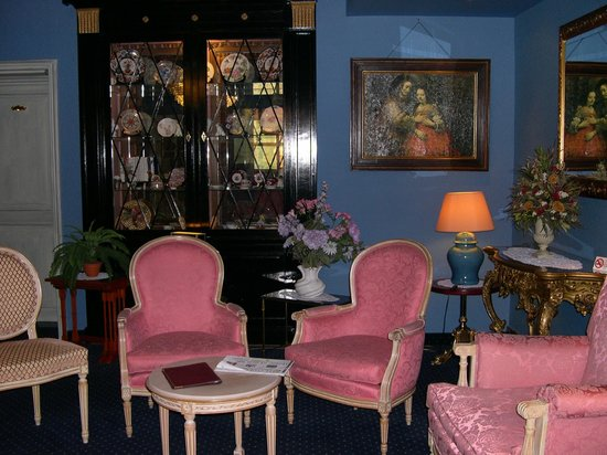 Anselmus Hotel: Entry