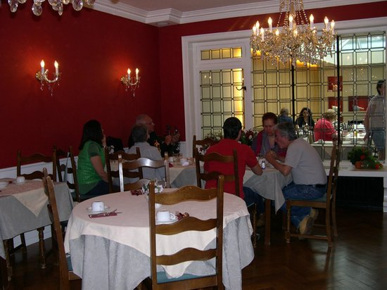 Anselmus Hotel: Breakfast Dining Room II