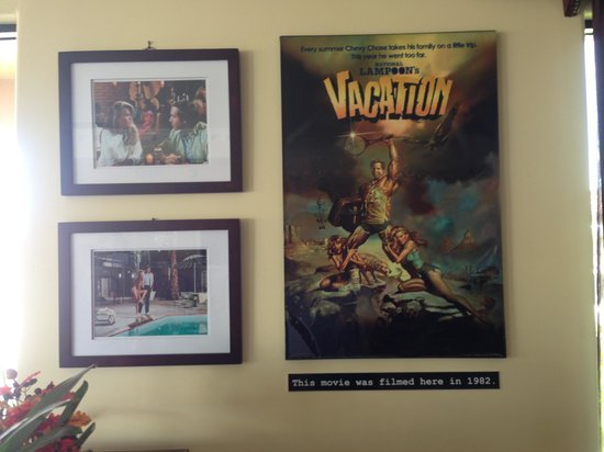 """GuestHouse Inn & Suites Norwalk:                   Film Location for National Lampoon """"Vacation"""""""
