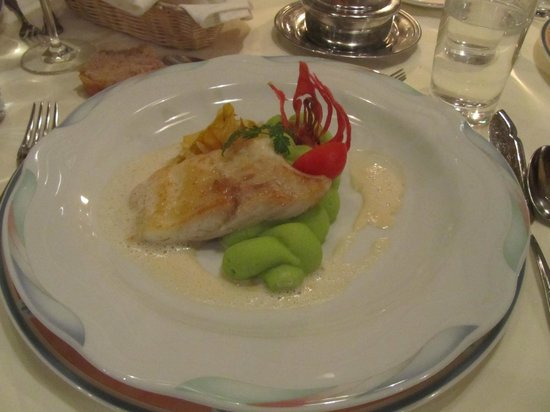 Hotel La Ginabelle : Kulinarik pur