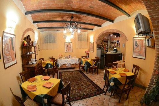 Hotel la Toscanina: SALA