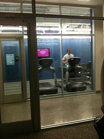 Aloft Lexington:                   Fitness