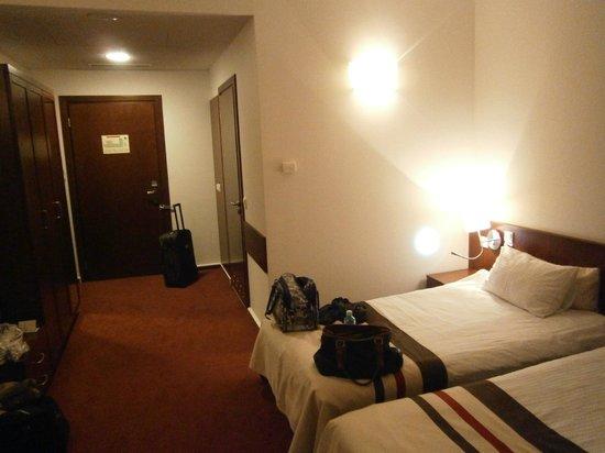 Best Western Premier Krakow Hotel:                   Номер