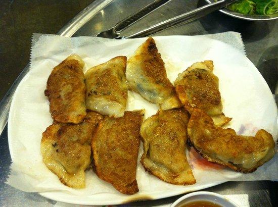 Honey Pig:                   dumplings