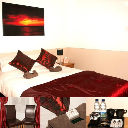 Melcombe Villa Guest House: Double Room