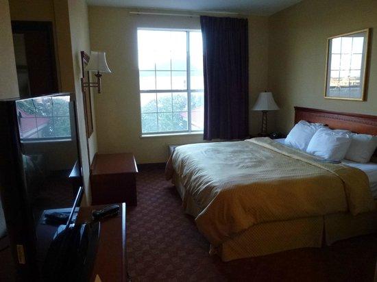 Comfort Suites North Fossil Creek :                   ROOM
