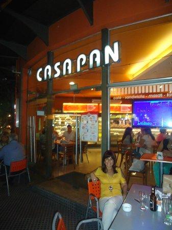 Panaderia y Confiteria Casapan