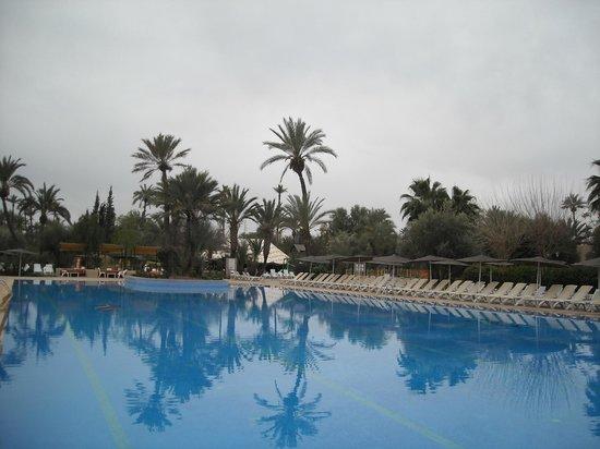 IBEROSTAR Club Palmeraie Marrakech:                   grande piscine