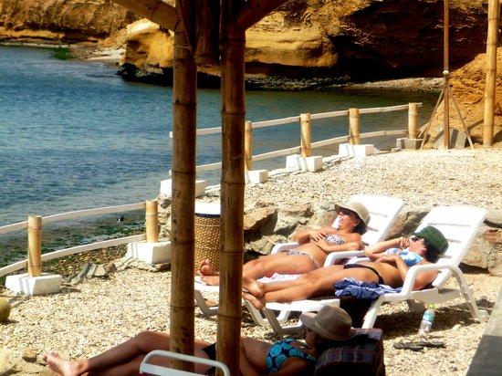 Inti-Mar-Paracas: tomar sol en Inti-Mar