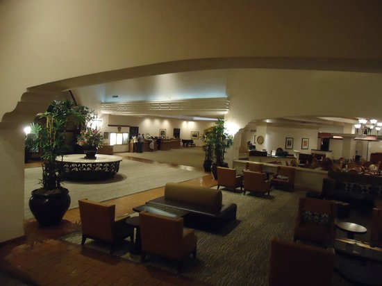The Fess Parker - A Doubletree by Hilton Resort:                   Lobby Area