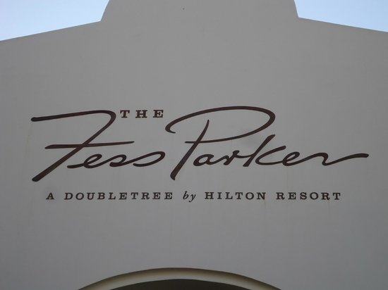 The Fess Parker - A Doubletree by Hilton Resort:                   Entry