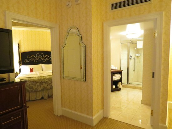 The Fairfax at Embassy Row:                   Grand Deluxe King Room-Room