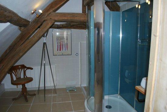 Maison du Dr Vassaux :                   coin toilette