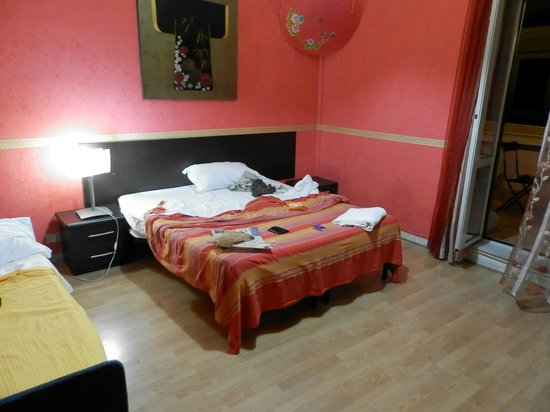 "When In Rome Accommodation:                   Zimmer ""Asia"""