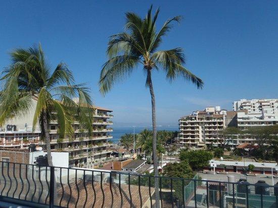 Hotel Casa Dona Susana:                   Casa Dona Rooftop Pool view