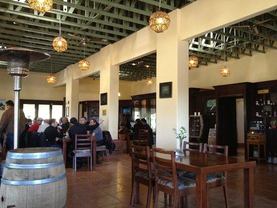 Hacienda Guadalupe Restaurante: Interior