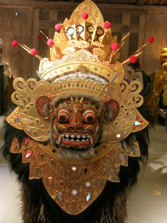 Setia Darma House of Mask and Puppets:                   Barong