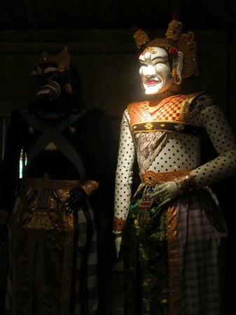 Setia Darma House of Mask and Puppets:                   More then 2x life size