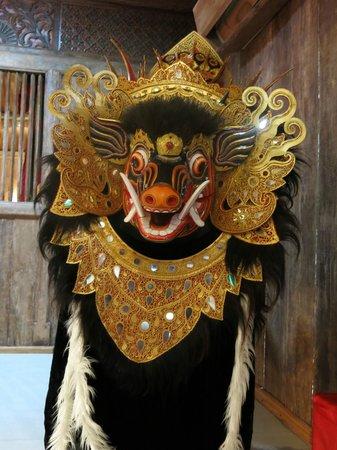 Setia Darma House of Mask and Puppets:                   Rangda